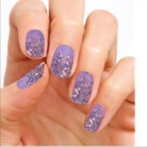 Color Street Nail Strips Mediterranean Lavender